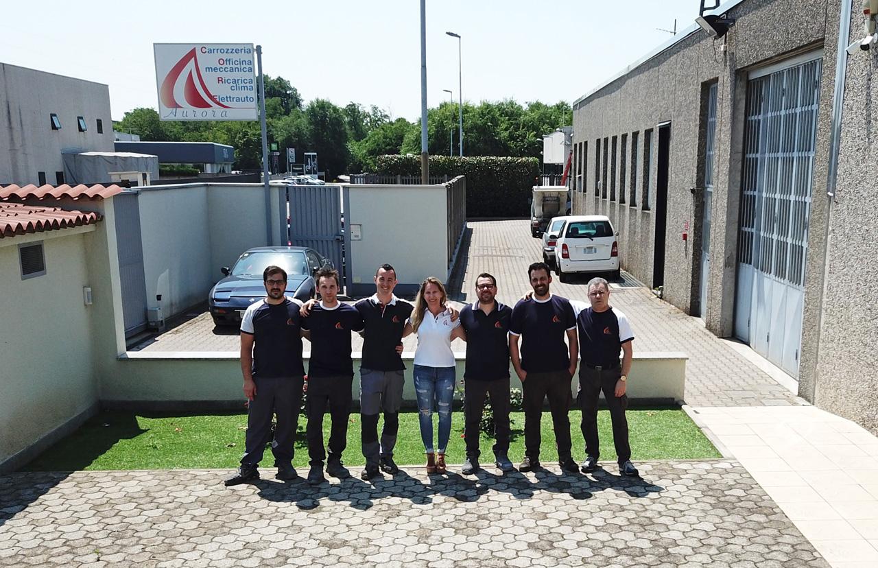 Team Carrozzeria Aurora